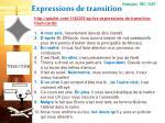 expressions de transition1