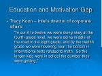 education and motivation gap10