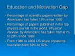 education and motivation gap3