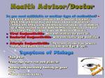 health advisor doctor1