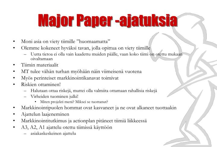 major paper World history research paper topics major historical eras - overviews major historical eras such as the dark ages, 20th century european history, the bronze age and other importance ages of historical significance.