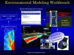 environmental modeling workbench