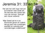jeremia 31 33 en 34
