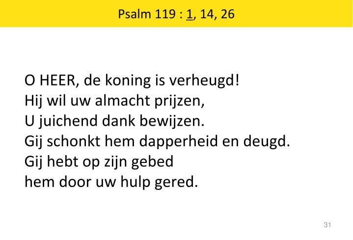 Psalm 119 :