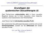 ulrich clement systemische sexualtherapie www ulclement de9