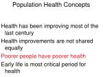 population health concepts1