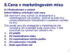 8 cena v marketingov m mixu1