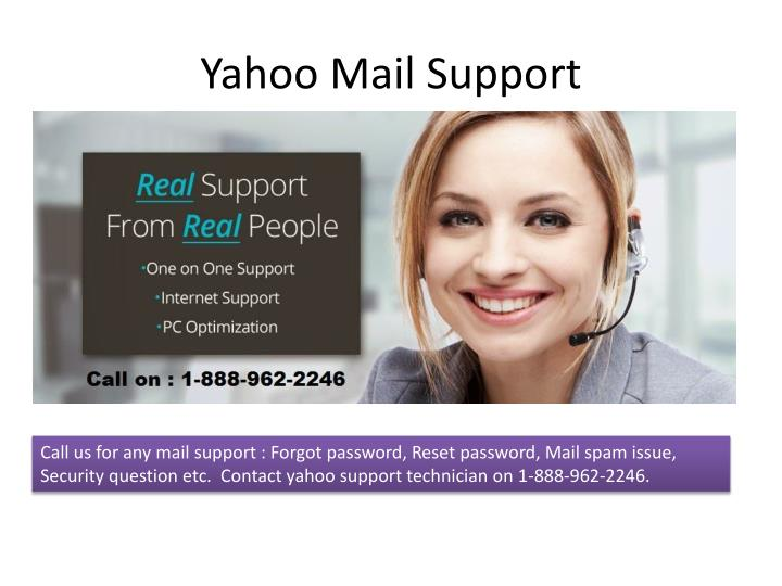 yahoo mail support n.
