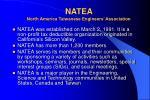 natea north america taiwanese engineers association