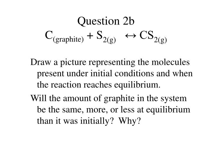 Draw a picture representing the molecules present under initial conditions and when the reaction reaches equilibrium.