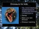 dinosaurs for kids1