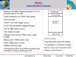 fedv1 event readout protocol