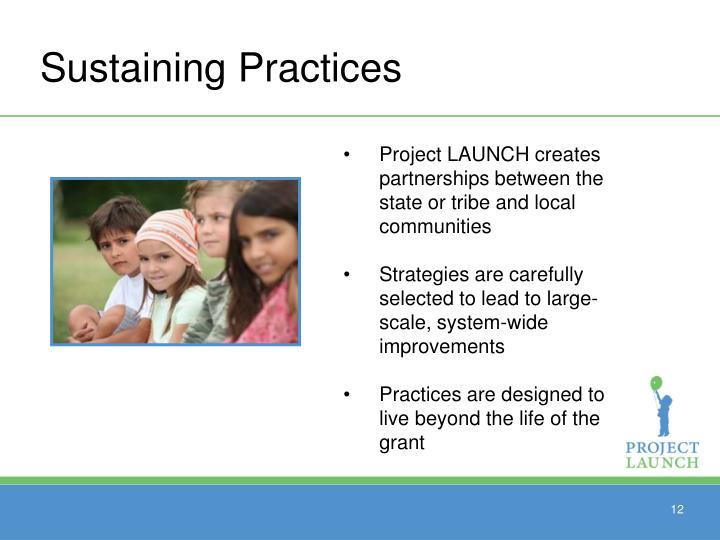 Sustaining Practices