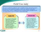field case study