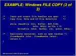 example windows file copy 3 of 3
