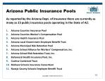 arizona public insurance pools