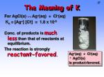 the meaning of k1