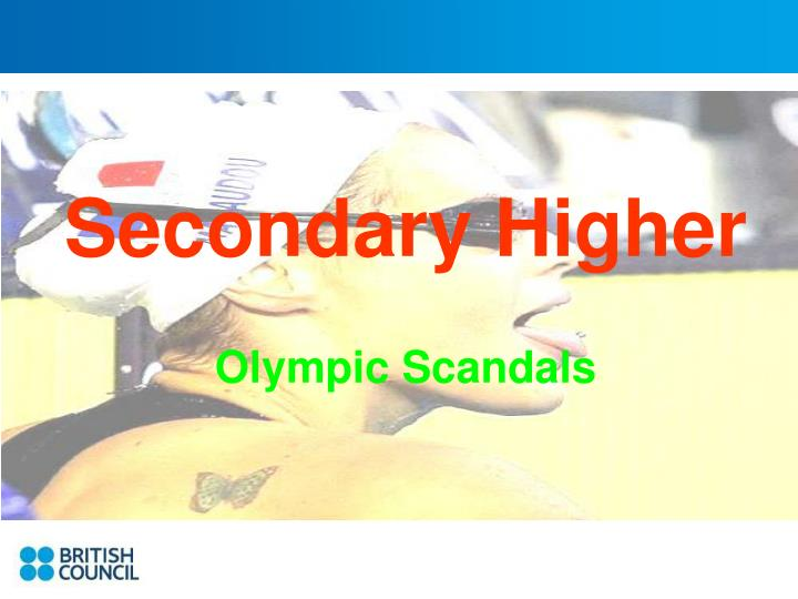 secondary higher n.