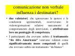 comunicazione non verbale influenza i destinatari3