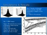 simulations results1