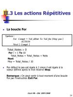 ii 3 les actions r p titives2