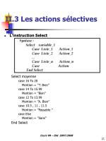 ii 3 les actions s lectives2