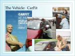 the vehicle carfit