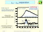 c1 c2 separation