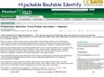 hijackable routable identify