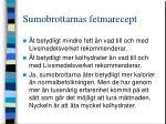 sumobrottarnas fetmarecept