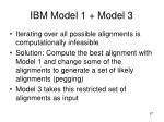 ibm model 1 model 3