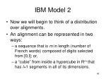 ibm model 2