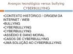 avan os tecnol gico versus bullying cyberbullying