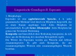 linguistische grundlagen ii esperanto2