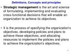 definitions concepts and principles