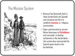 the mission system1