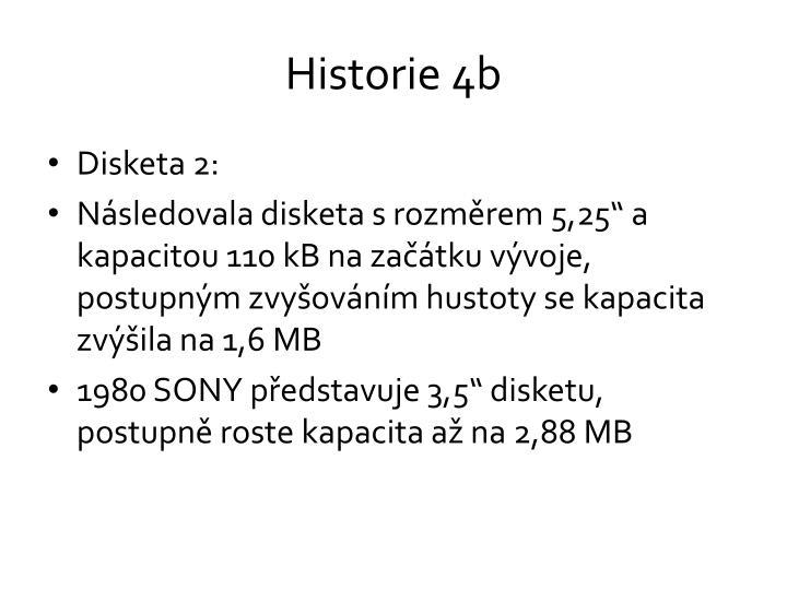 Historie 4b