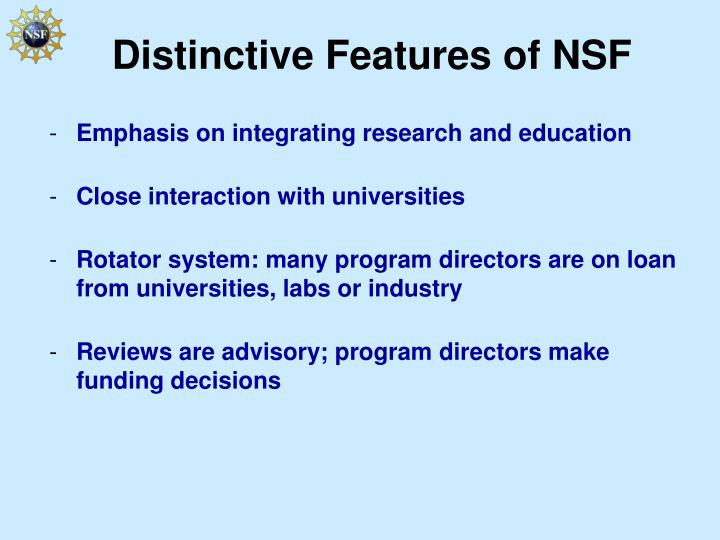 nsf dissertation research funding Title: linguistics program - doctoral dissertation research improvement awards (ling-ddri) (nsf 14-551) sponsor: national science foundation (nsf) the creees forum provides resources for students, alumni, professionals and k-12 teachers looking for funding, career and other professional.