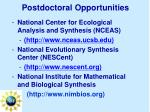 postdoctoral opportunities1