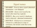 signal names1