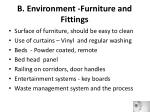 b environment furniture and fittings1