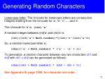 generating random characters1