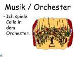 musik orchester