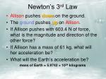 newton s 3 rd law9