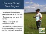 graduate student grant program1