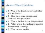 answer these questions3