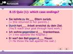 8 15 quiz 1 which case endings