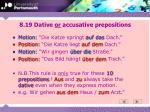 8 19 dative or accusative prepositions