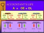 accountant s life