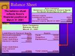 balance sheet1